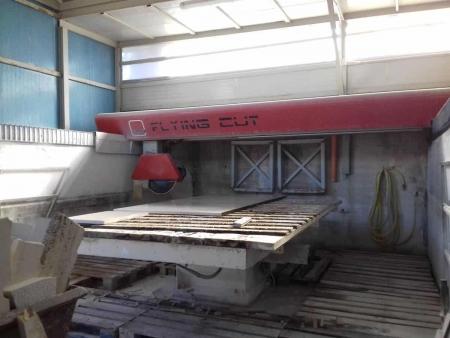Bridge saw SassoMeccanica Flying Cut - Blade 725 mm