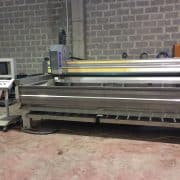 Máquina CNC MacSystem Alvin 2K - 3500×1200 mm - 3 Ejes