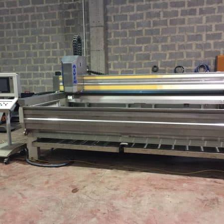 CNC MacSystem Alvin 2K - 3000×1200 mm - 3 Assi