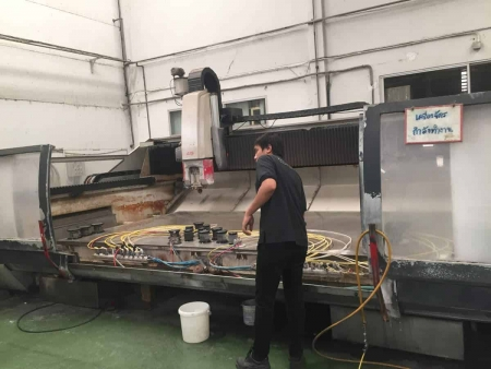 CNC Machine Intermac Master 45 – 5 Axes
