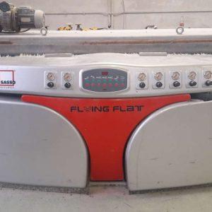 Edge polisher Sassomeccanica Flying Flat 5+2 for flat