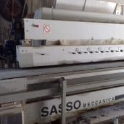 Edge polisher Sassomeccanica TE - 2003