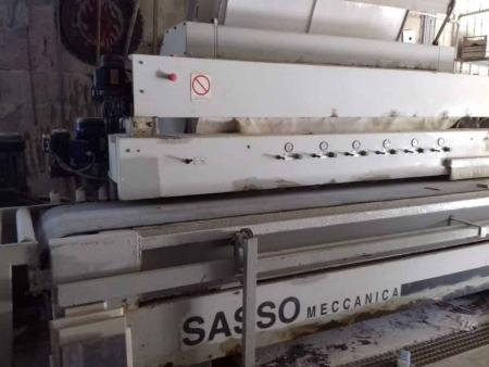 Edge polisher Sassomeccanica TE - 2003