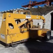 Mobile crane Sard D35 - 3.5 Ton