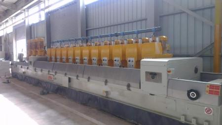Polishing machine for marble tiles Breton – KFG65