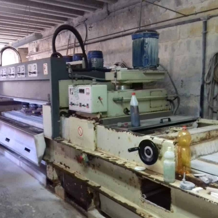Polishing machine for marble tiles SassoMeccanica - TMT