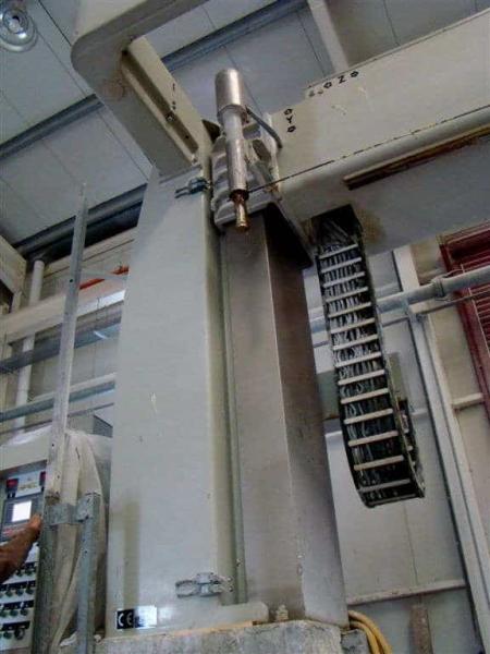 Block cutter Simec NT22M Super - Blade 1700 mm