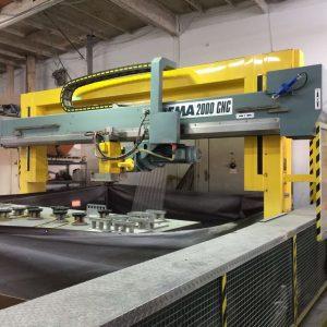 CNC Machine Marchetti Idema 2000 – 3 Axes