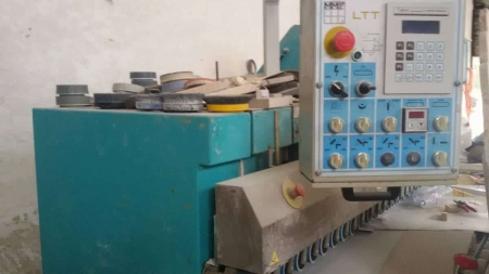 Edge Polisher Marmo Meccanica LTT 621 flat and round edges