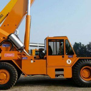 Mobile crane Ormig TM35 – 35 Tons