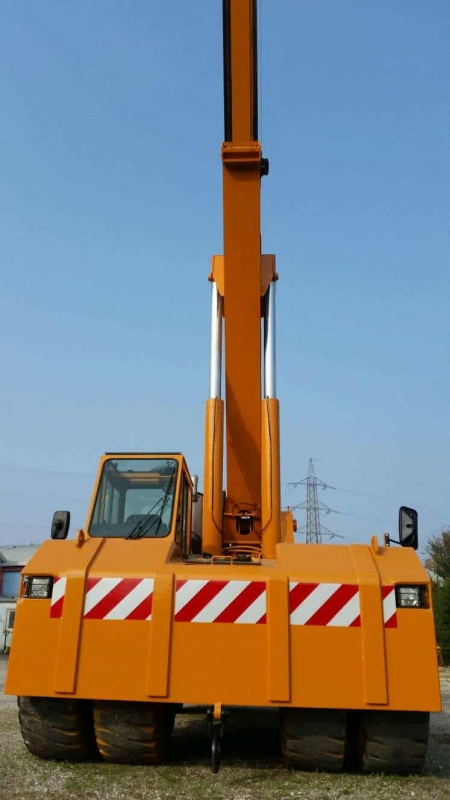 Mobile crane Ormig TM35 - 35 Tons