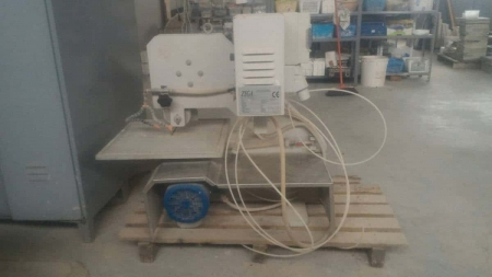 Small diamond wire sawing machine Zega Z3