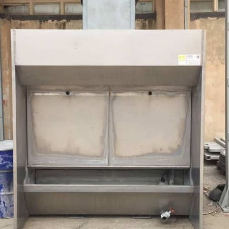 Water Wall Dust Extractor SO.F.I. - MB 20