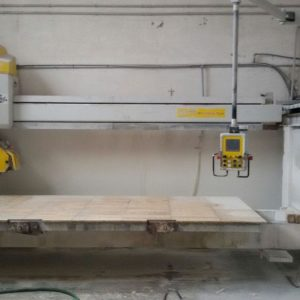 Fresa a ponte monoblocco CNC GMM Brio – Disco 625 mm