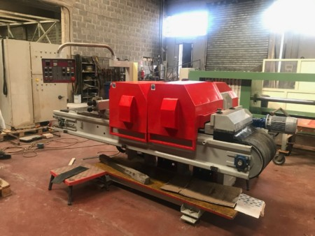 Cutting machine 2-heads Tecnema FS-500N2T