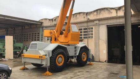 Mobile crane Fiorentini FH 25 FS - 25 Tons
