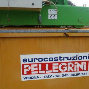 Carroponte Pellegrini GPB/A20X15.30 20 Ton – 15.30 m