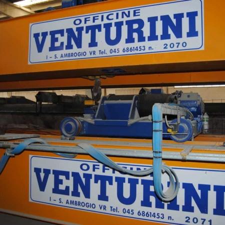 Carroponte Venturini 10 e 20 Ton