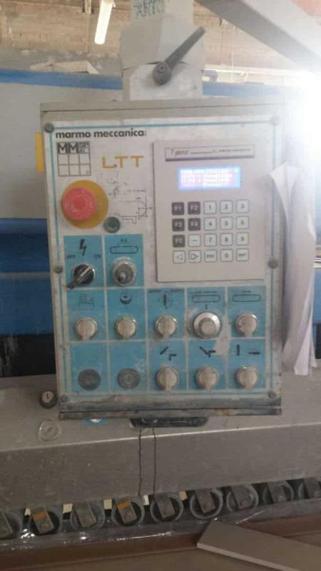 Lucidacoste Marmo Meccanica LTT 621 coste piane e toro (lc932)