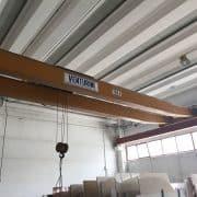 Overhead crane Venturini 4 Tons – 16,28 m