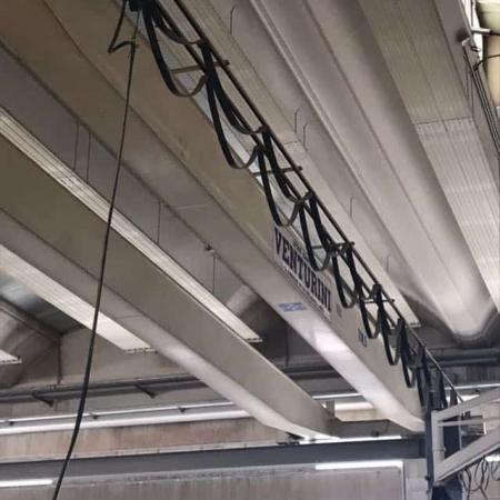 Puente grúa Venturini 5 Tons - 15,50 y 17,50 m