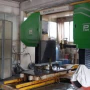 Single Wire Saw machines for stone - MMG reconditioning center