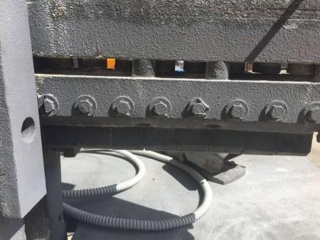 Spaccatrice-trancia verticale Comes SOC 1A - 40 Ton