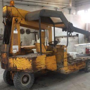 Mobile crane Manghi P.55 – 5.500 Kg