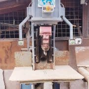 Vertical splitting machine Mec Series C - 60 Ton