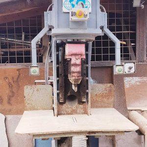 Vertical splitting machine Mec Series C – 60 Ton