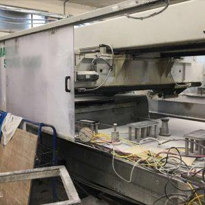 CNC Machine Intermac Master Plus 4000 – 4 Axes