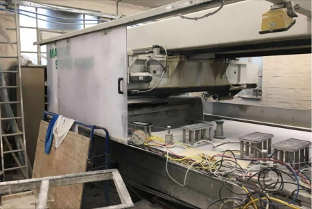 CNC Machine Intermac Master Plus 4000 – 4 Axes