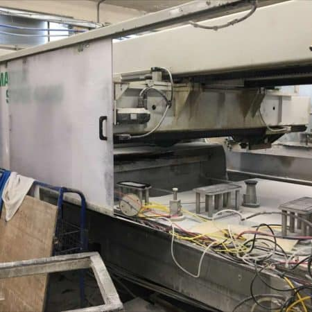 CNC Intermac Master Plus 4000 – 4 Ejes
