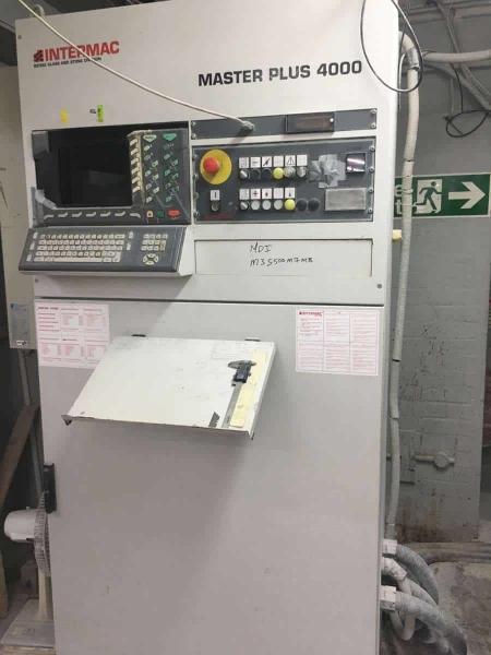 CNC Intermac Master Plus 4000 – 4 Assi