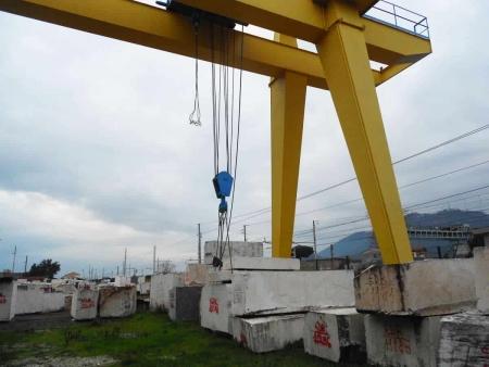 Gantry Crane O.M.C. 30+5 Tons - 11+4+4 m
