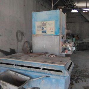 Suction bench ItalMarmi Air 3