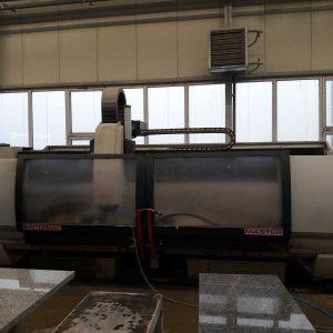 CNC Machine Intermac Master 33 – 4 Axes