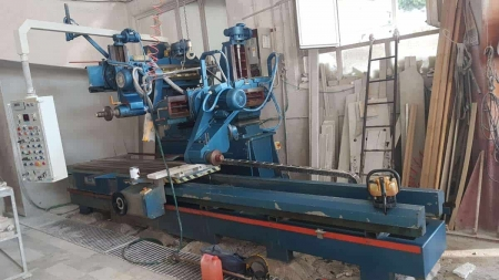 Banner tile saw Nuova Omec FSU/600 AM 270 – Blade 600 mm