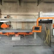 Bridge saw Noat 2000 - Blade 500 mm