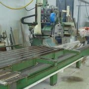 Banner tile saw Akrivos Machines AM45 Special - 500 mm