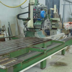 Banner tile saw Akrivos Machines AM45 Special – Blade 500 mm