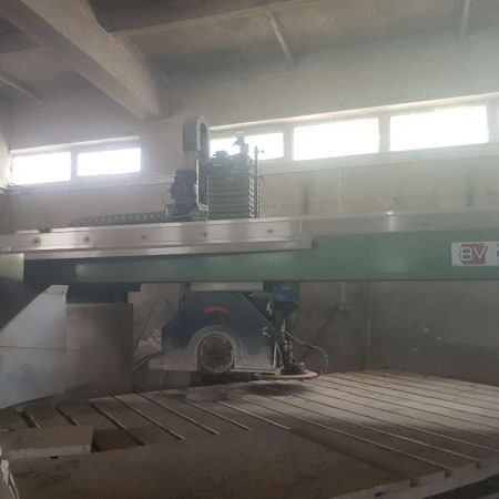Bridge Saw / Single Head Polisher Bombieri & Venturi FLBV/700-450 M/G - Blade 700 mm