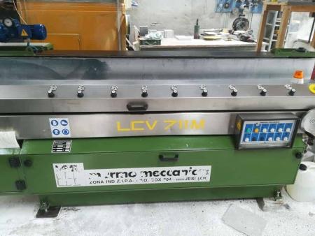 Pulidora de cantos Marmo Meccanica LCV 711 M bordes planos