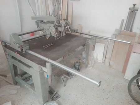 Manual engraving machine Incimar