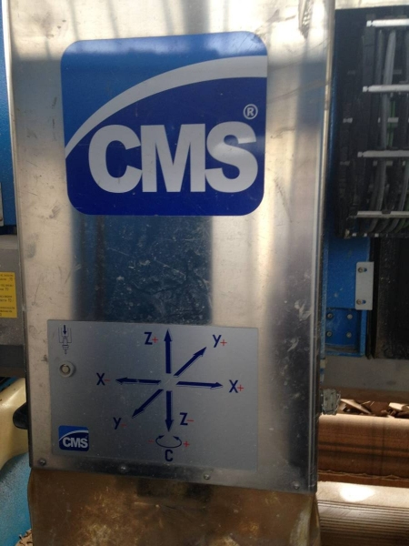 CNC Brembana CMS Speed 236 - 4 Ejes