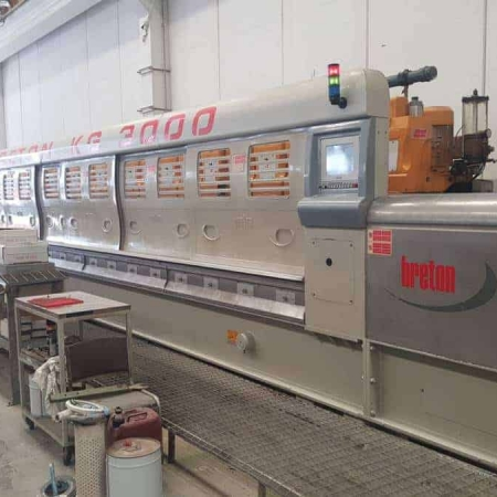 Polishing line granite slabs Breton – Levibreton KG3000 (lx968)