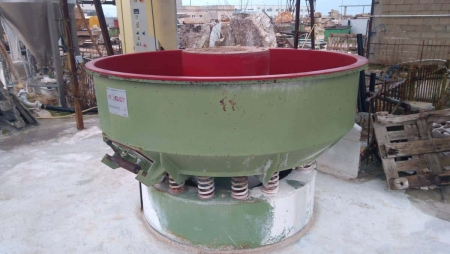 Tumbling machine Rösler ST 60 TMS – 1900 Lt