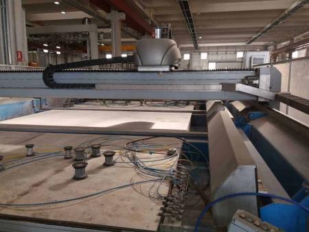 CNC Brembana CMS FT 6.73 - 4 Ejes - 3210 x 6650 mm