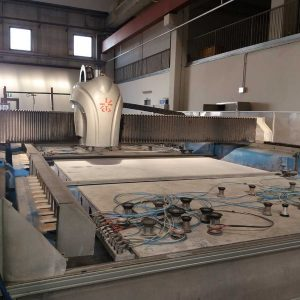 CNC Brembana CMS FT 6.73 – 4 Axes – 3210 x 6650 mm