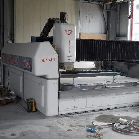 CNC Thibaut T818 - 4 Ejes